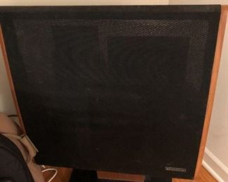 A pair of Dahlquist DQ-10 Speakers  Asking $300