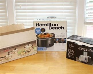 New in box Crockpot