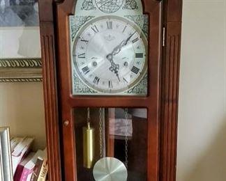 Beautiful Cherry Clock
