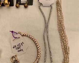 925, 585 Jewelry