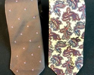 Vintage tie lot.
