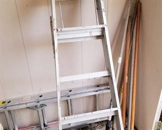 Approx 6-7 Foot Ladder