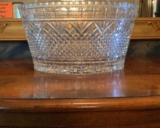 Crystal Ice Wine Bucket
