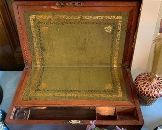 Antique Portable Lap Desk