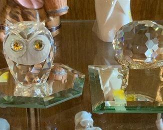 Swarovski Owl & Egg