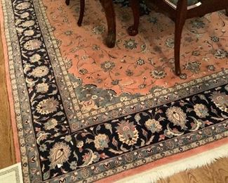 8 x 10 Persian Design Wool Rug - Pakistan