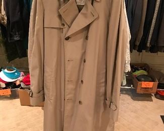 London Fog Mens Trench