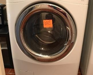 LG Steam Washer