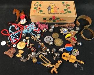 Vintage Jewelry lot.