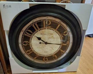 Better Homes & Garden Wall Clock