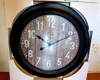 Better Homes & Garden Wall Clock