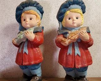Little Boy Figurines