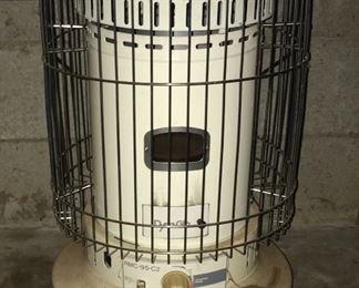 DynoGlo kerosene heater