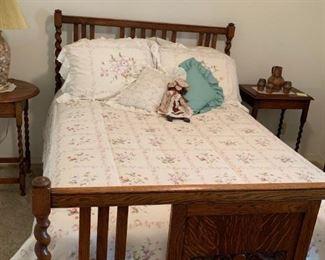 barley twist bedroom suite