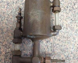 Powell Boson Steam Engine Oiler