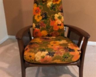 Mid Century Cand chair