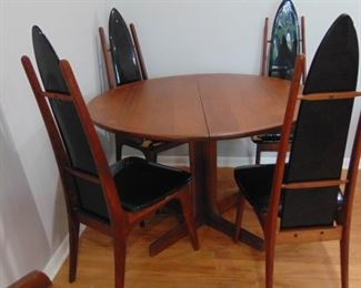 Mid-Century Modern Dining Table - Teak