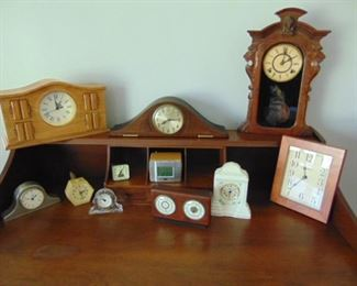 Clock and more clocks!
