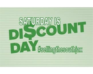 discount day