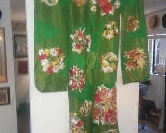 Price Cut $150 -Japanese Kimono. Never been worn