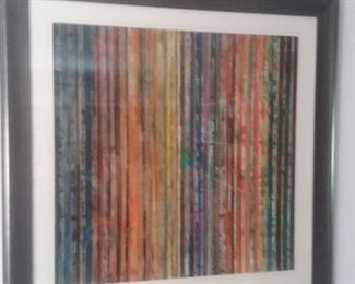 Price Cut - $25 - Framed print.  36x36