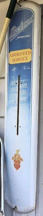 Packard Thermometer