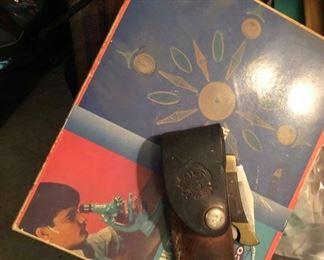 Pocket Knives, Vintage Gilbert Microscope Toy