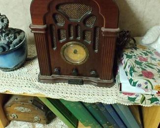 Reproduction Radio, etc.
