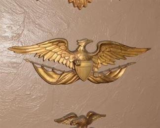Eagle Decor, Vintage