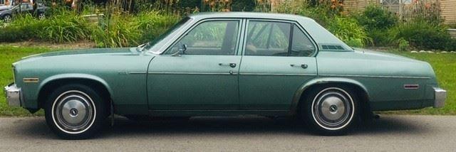 1977 Chevy Nova 63,000 miles