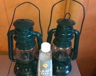 Oil Lanterns