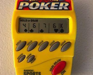 Old School Poker Toy