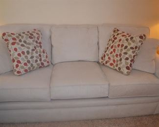 Lazboy Sofa with Matching Loveseat