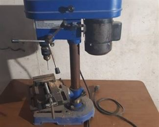 Cummins 5 sp Drill Press NO. 3115