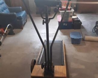 Nordic Track's Walk Fit Treadmill