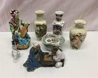 Asian Vases & Figurines https://ctbids.com/#!/description/share/236322
