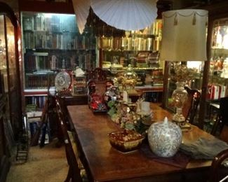 24 china cabinets and curios full antiques even 1800s