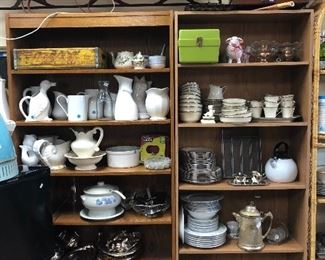 Kitchen items and home decor