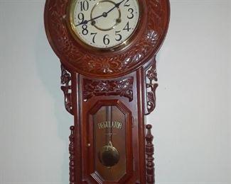 clock long