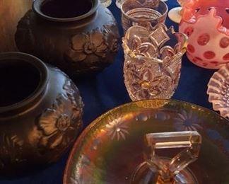 Northwood glass, Fenton glass