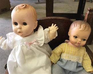 Gerber and Horsman dolls