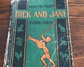 Dick & Jane 1936