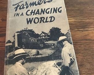 1940 yearbook for farmers