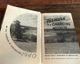 1940 USDA Yearbook