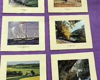 Ohio scenery note cards