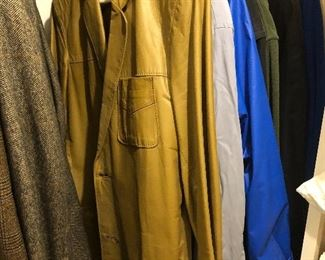 vintage/retro leather jackets and more