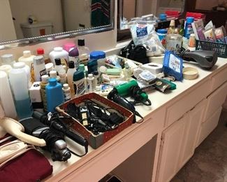 hh -toiletries  and more WE ARE PACKED