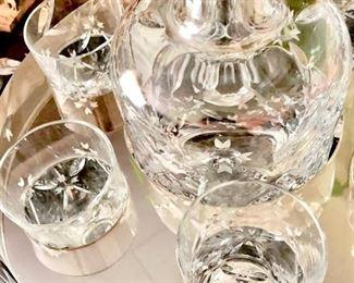 Faberge vodka server egg