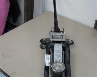 Sears 3300lb Hydraulic Floor Jack