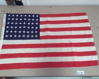 2 x 3 American 48 star Flag